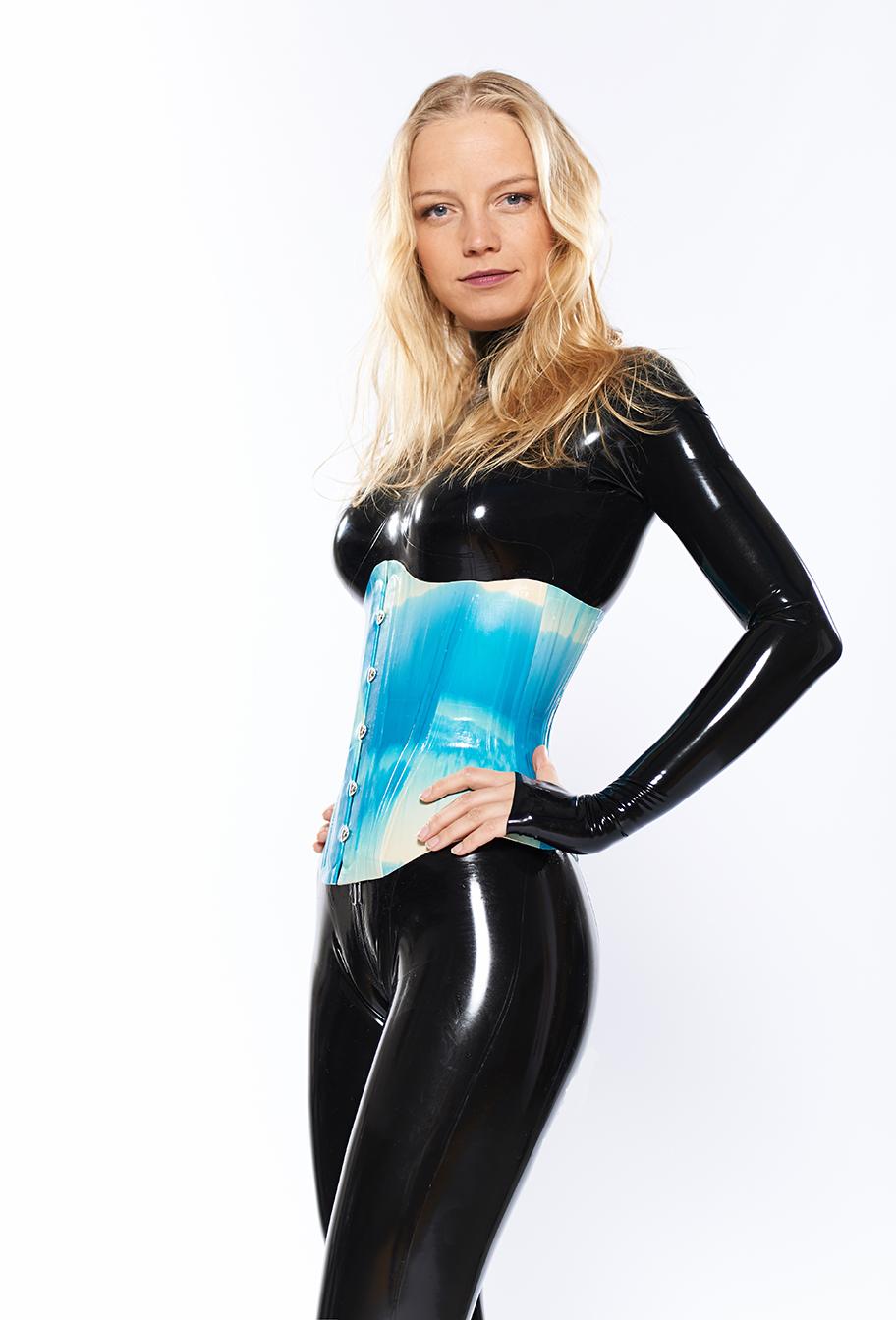 underbust corset fantastic rubber. Black Bedroom Furniture Sets. Home Design Ideas