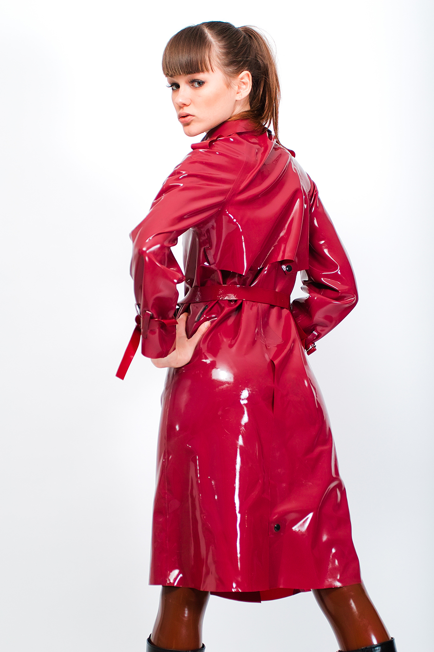 Trenchcoat Fantastic Rubber