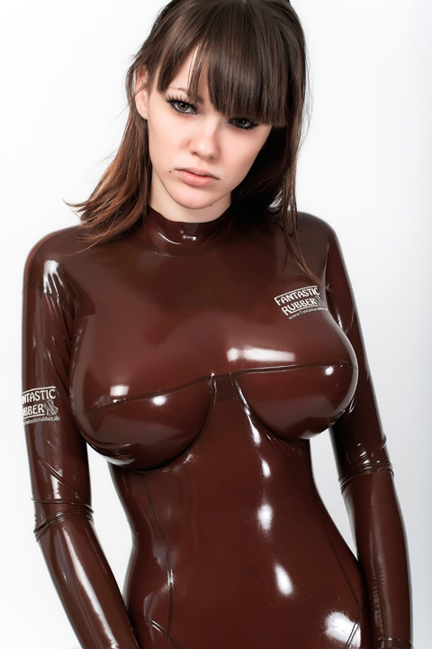 Big tits in latex sorry, can